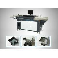 Buy cheap Energy Saving Automatic Steel Rule Bender Machine High Precision Mold Processing from wholesalers