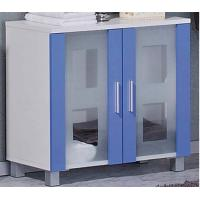 Buy cheap Panel Furniture Modern Bathroom Sink Furniture Cabinet For Space Saving from wholesalers