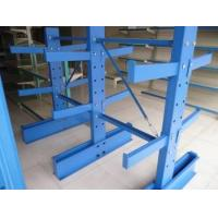 Buy cheap Heavy Duty Double Side Cantilever Arm Storage Steel Pipe Rack System from wholesalers