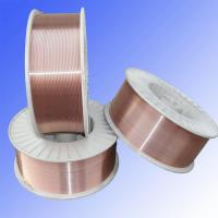 Buy cheap 0.8mm CO2 GAS SHIELD MIG WELDING WIRE ER70S-6 from wholesalers