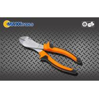 Buy cheap 7 Heavy duty diagonal cutting Hand tools pliers for steet metal  components from wholesalers