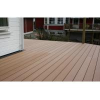 Superior landscape WPC Deck Flooring For Walking With Polishing Treatment