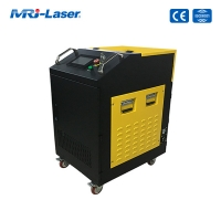 Buy cheap Portable 120W Laser Metal Cleaning Machine  With Air Cooling product