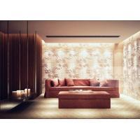 Buy cheap Modern Outside Wall Decor 3D Wall Board product