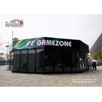 Buy cheap Black Color 500 People Outdoor Party Tents Used for Outdoor Sport Events from wholesalers