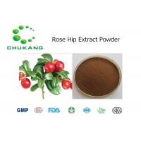Buy cheap Rose Hip Plant Extract Powder Flavones   Rosa Rugosa L.NaturalIngredients from wholesalers