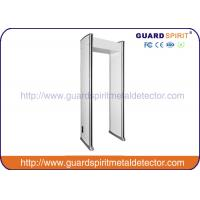 Multi Zone Door Frame Metal Detector Gate / Guard Spirit Metal Detector With Optional Remote Controller