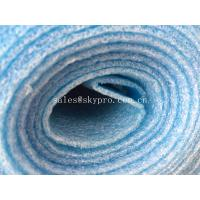 Buy cheap Recycled PE Film High Density Foam Sheet Waterproof Carpet Acoustic EPE Underlayment from wholesalers