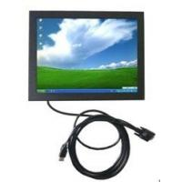"Buy cheap 15"" SKD Metal Cover VGA Touch Screen Open Frame For Industrial Portable PC Monitor from Wholesalers"