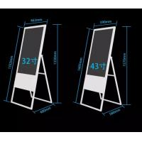 Buy cheap 32 inch Portable Digital Advertising Display Board Poster,LCD Android Digital from wholesalers