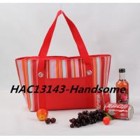 Buy cheap Red promotional cooler bag for women-HAC13143 product
