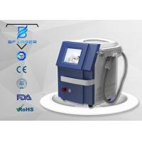 Buy cheap 532nm 1064nm Q Switched Nd Yag Laser Machine For Pigmentation / Tattoo Removal from wholesalers