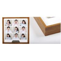 Buy cheap Custom Acrylic Poster Frame Board , Home Decoration Square Picture Frames from wholesalers