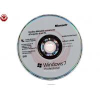 32 Bit / 64 Bit Professional Install Windows 7 With Product Key Lifetime Guarantee
