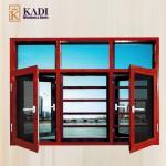 Buy cheap Fashionable Aluminium Frame Windows Model: 135 from wholesalers