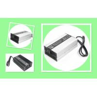 Buy cheap 72V 6A smart LiFePO4 battery charger max 87.6V CC CV automatic charging from wholesalers