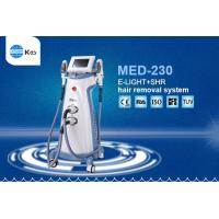 Buy cheap Water Electric Isolated Wrinkle Removal E-Light IPL RF Stable Working from wholesalers