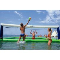 Buy cheap Playground Sports Inflatable Volleyball Court 12mx6m Dimension 2 Years Warranty product