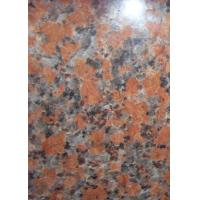 Buy cheap G562 Maple Red Polished Kitchen Floor Tiles , Large Polished Floor Tiles from wholesalers