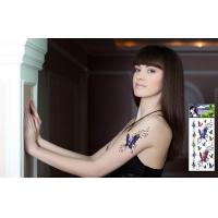 Buy cheap Colorful Tattoo Design Long lasting Temporary Tatoo, Custom Body Art Tattoo Sticker from wholesalers