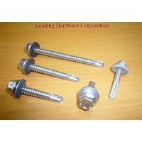 Buy cheap Ind. Hex. Washer Head with EPDM Bonded Washer from wholesalers