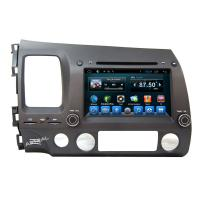 Buy cheap Wholesale Pure Android In Car Dvd Cd Player for Honda Civic (Left) Built in GPS Navigation from wholesalers
