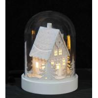 Buy cheap factory supplier eco-friendly glass dome decoration light from wholesalers
