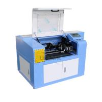 Buy cheap High Precision 500*400mm Desktop Advertising  Co2 Laser Engraving Cutting Machine 60W from wholesalers