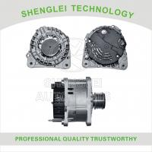 Buy cheap 028903028E Volkswagen Car Alternator 12V 120A Aluminum Material Made product