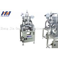 Buy cheap Semi automatic PVC PS Wood plastic board sheet line heating transfer stamping machine from wholesalers