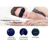 Buy cheap Memory Foam Soft Material 3D Night Eye Mask For Sleeping With Ear Plugs from wholesalers