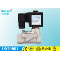 Buy cheap Direct Acting Diaphragm Solenoid Valve Thread / Flange Connection Type from wholesalers