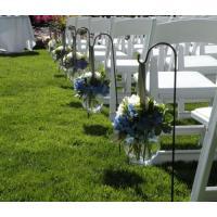 Buy cheap Garden Planter Stakes Shepherd's Hooks,flower hanging hook from wholesalers