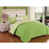 Buy cheap Polyester Cotton Solid Color Duvet Cover Set Queen King Size Solid Bedding Set from wholesalers