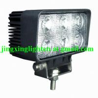 Buy cheap 4wd accessories: 18w led work light from wholesalers