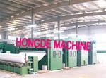 Buy cheap thermo bonded nonwoven machine from wholesalers