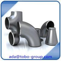 Buy cheap 6INCH 90D Elbow Butt Weld Fittings ASTM A234 WPB ANSI B16.9 BW Pipe Fittings product