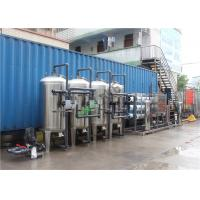Buy cheap High Speed RO Water Treatment Plant With GAC System 10T Per Hour Capacity from wholesalers