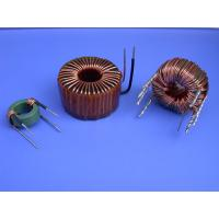 Buy cheap Low Distribution Custom Switched Toroidal Core Inductor for Communication Equipments product