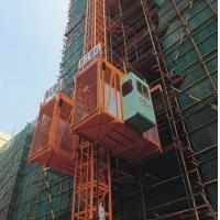 Buy cheap Convenient Use Construction Elevator from wholesalers
