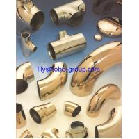 Buy cheap COPPER ALLOY PIPE FITTINGS ANSI B16.5 from wholesalers
