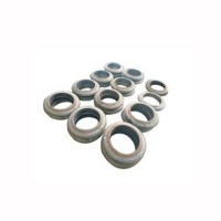 Buy cheap Reduced Power Consumption Donut Shape Tungsten Carbide Hardfacing Products product