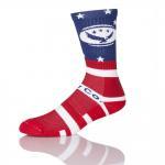 Buy cheap cuatom logo sports socks -  Skateboard Socks anit-bacterial , quickdry from wholesalers