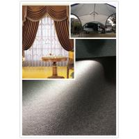 Buy cheap Shrink Resistant Oxford Fabric Waterproof Bonding Cold Proof Heat Insulation For Curtains from wholesalers