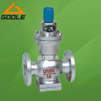 Buy cheap Direct Acting Bellows Flanged Ends Pressure Reducing Valve from wholesalers