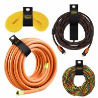 Buy cheap Colorful Wrap It 10 Piece Heavy Duty Storage Straps , Velcro Adjustable Straps from wholesalers