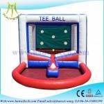 Buy cheap Hansel Popular inflatable Tee ball games for kids inflatable kids ball games from wholesalers