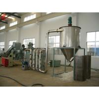 Buy cheap Weaving Bag Recycling Cleaning Machine / PP PE Recycling Machine from wholesalers