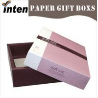 Buy cheap Cheap Chocolate paper box wholesale in shenzhen from wholesalers