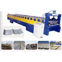 Buy cheap Boltless Roof Forming Machine (820) from wholesalers